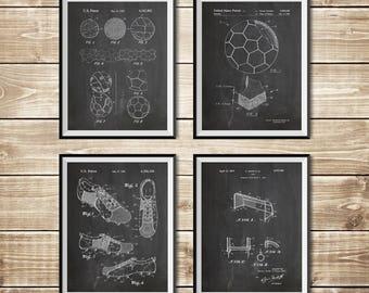 Soccer Wall Art, Patent Print Group, Soccer Coach Gift, Soccer Art Poster, Soccer Wall Print, Soccer Art Print, FIFA Print, INSTANT DOWNLOAD