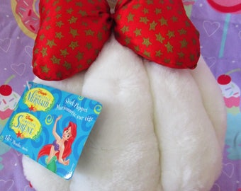 Disney Little Mermaid Clamshell Stick Puppet
