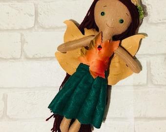 Autumn - seasonal fairy