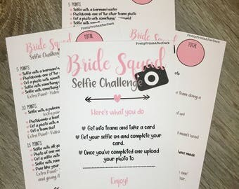 ADULT Hen Do Photo Challenge. Hen Party Games. Bachelorette Party. Bride to be, Bride Squad Photo Challenge. Hen Night Games.