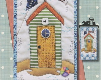 Beach Hut pattern by Patchabilities