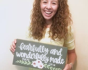 Fearfully and Wonderfully Made (Ready-To-Order)