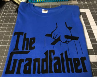 Grandfather T-shirt/The Grandfather Shirt/Grandfather shirt/Grandfather