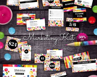 Dot Dot Smile Marketing Kit/Bundle, 50%OFF, 10 Products Included, DDS Bundle Set, Dot Dot Smile Package
