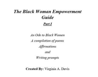 The Black Woman Empowerment Guide