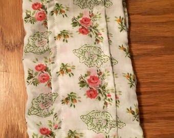Passport / Ticket Pouch Bag - Cabbage Patch Kids Vintage Fabric