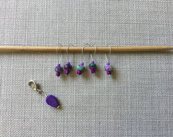 Handmade Stitch Markers