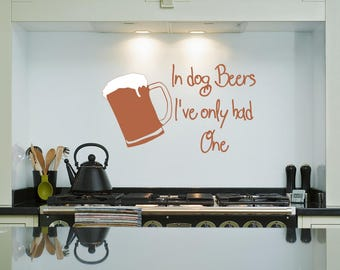 Bar Wall Decor beer wall art | etsy