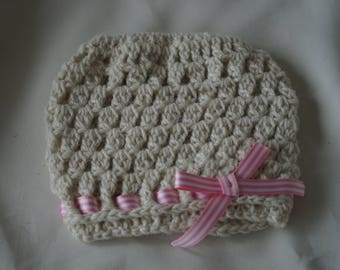 Childs Alpaca hat