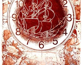Emeralda Clockface 44