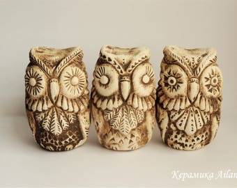 "Whistle ""Owl"""