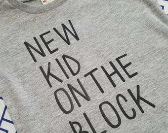 New Kid on the Block Onesie or Tee