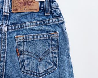 Toddler Vintage Levi Jeans