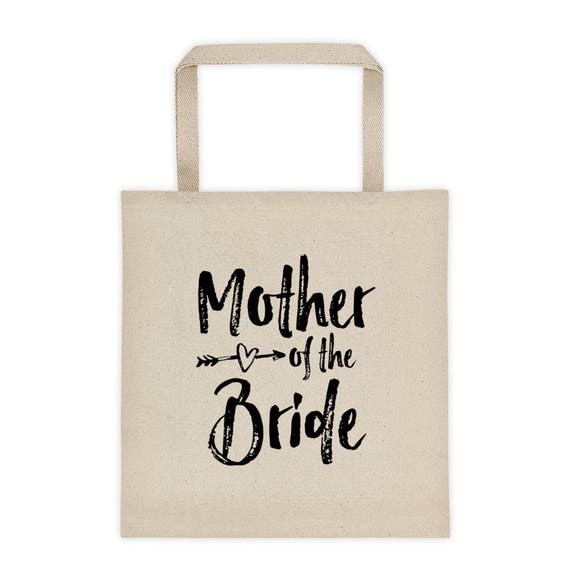 Mother of the Bride Tote Bag, Wedding tote, Mother Of the Bride Gift, Gift For Mother Of Bride