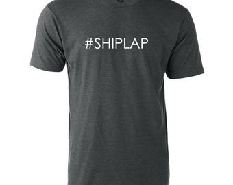 SHIPLAP Graphic T-Shirt Funny Tee