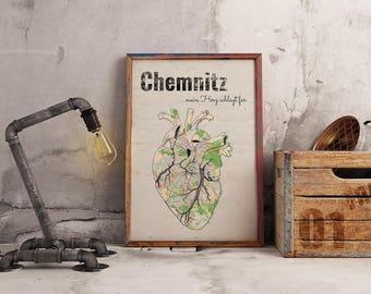 Chemnitz - my favourite city