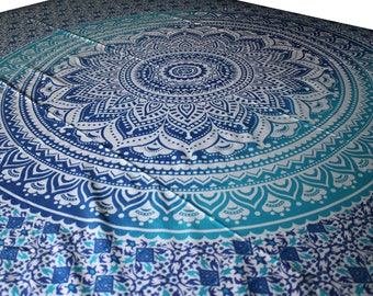 Tapestry WALL HANGING | MANDALA Design | Home decorative cover | Wall design | Indian Traditional design