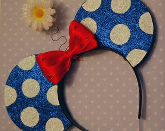 Lady Boss Vintage - Handmade Ears