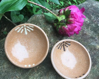 Salt and Pepper Bowl Set