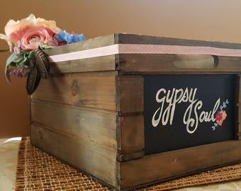 Gypsy Soul Box