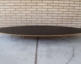 Eames Wire Base Elliptical Table ETR