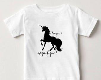 White Unicorn - preorder T-shirts
