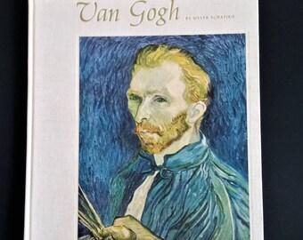 Van Gogh Book By Meyer Schapiro 1952 Vintage Book