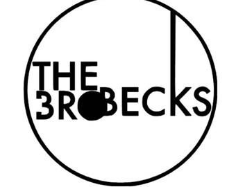 The Brobecks logo vinyl decal sticker