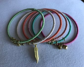 Beautiful Bangles colorful Bracelets