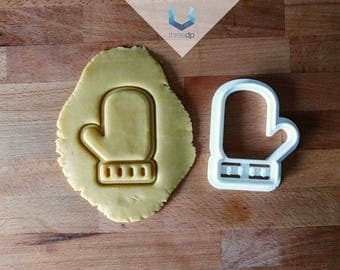XMas Gloves | Exclusive Christmas Dough stamps