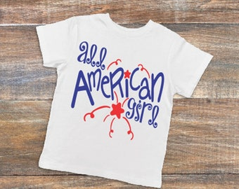 Fouth of July shirt, girls 4th of july, 4th of July, Miss America, Patriotic, Idependence Day