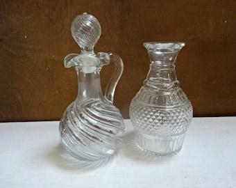 2 Avon Collectable Bottles/Vintage/1970s/1980s