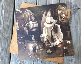 Led Zeppelin In Through the Out Door LP Album Vintage
