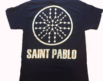 Kanye West Saint Pablo Merch T Shirt