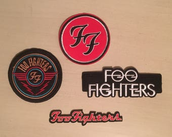 Foo Fighters Patch