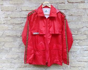 Vintage Champions product Zipper Hoodie Nylon Jacket