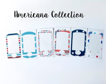 Omnipod PDM Skin - Americana Collection