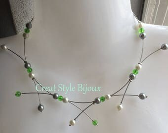 very pretty necklace perfect for wedding