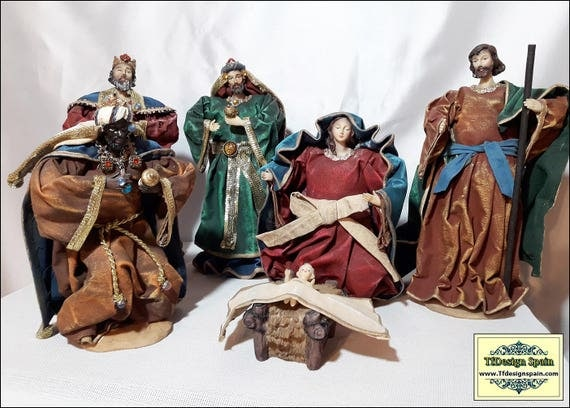 Nativity set, Christmas crib figures, Christmas Nativity sets sale, Krippenfiguren, Nativity scene characters, Nativity crib, Manger set