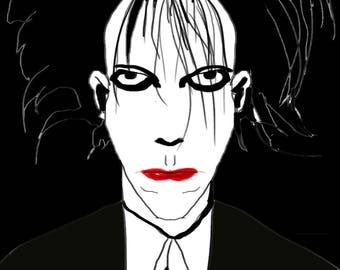 Robert Smith's The cure