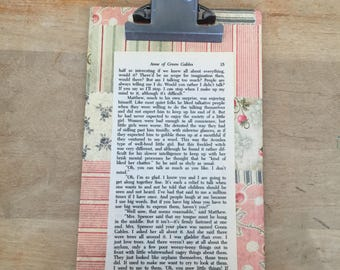 Clipboard of Anne of Green Gables pg 15