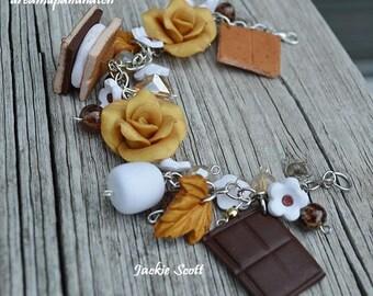 Smores Bracelet, Free Shipping