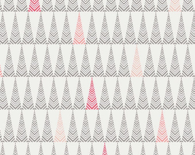 Featured listing image: One Yard Cut - Tree Farm in Candied - Little Town by Amy Sinibaldi for Art Gallery Fabrics -  Quilters Cotton