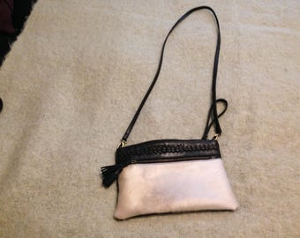 leather and hide bag