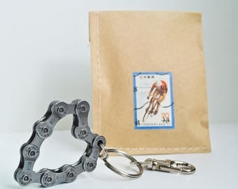 Upcycling Bike Keychain Velove