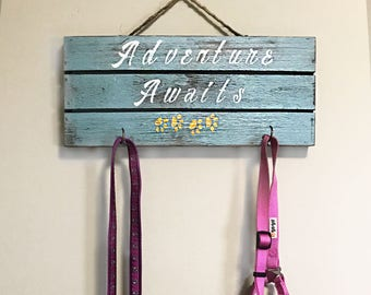 Pet Wall Decor. Brackets Included, One of A Kind!