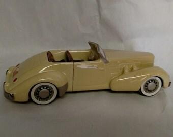 Avon 1937 Ceramic Cord