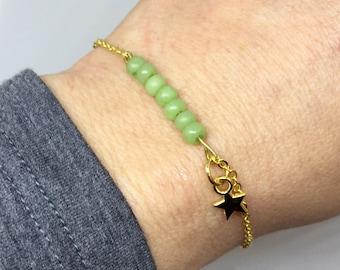 Green Lantern by Manaka.lab bracelet