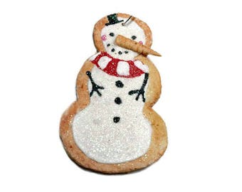 Ornament Cookie Snowman
