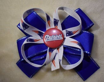 NFL patriots bow